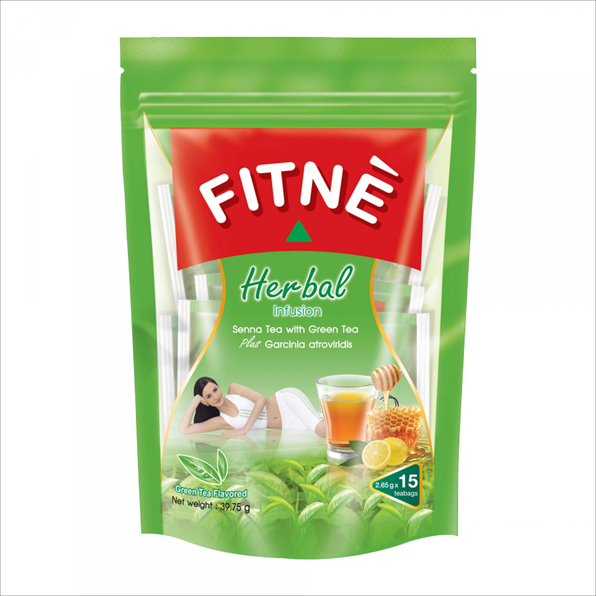 FITNE Herbal Infusion  Tea green 39.75 гр №15