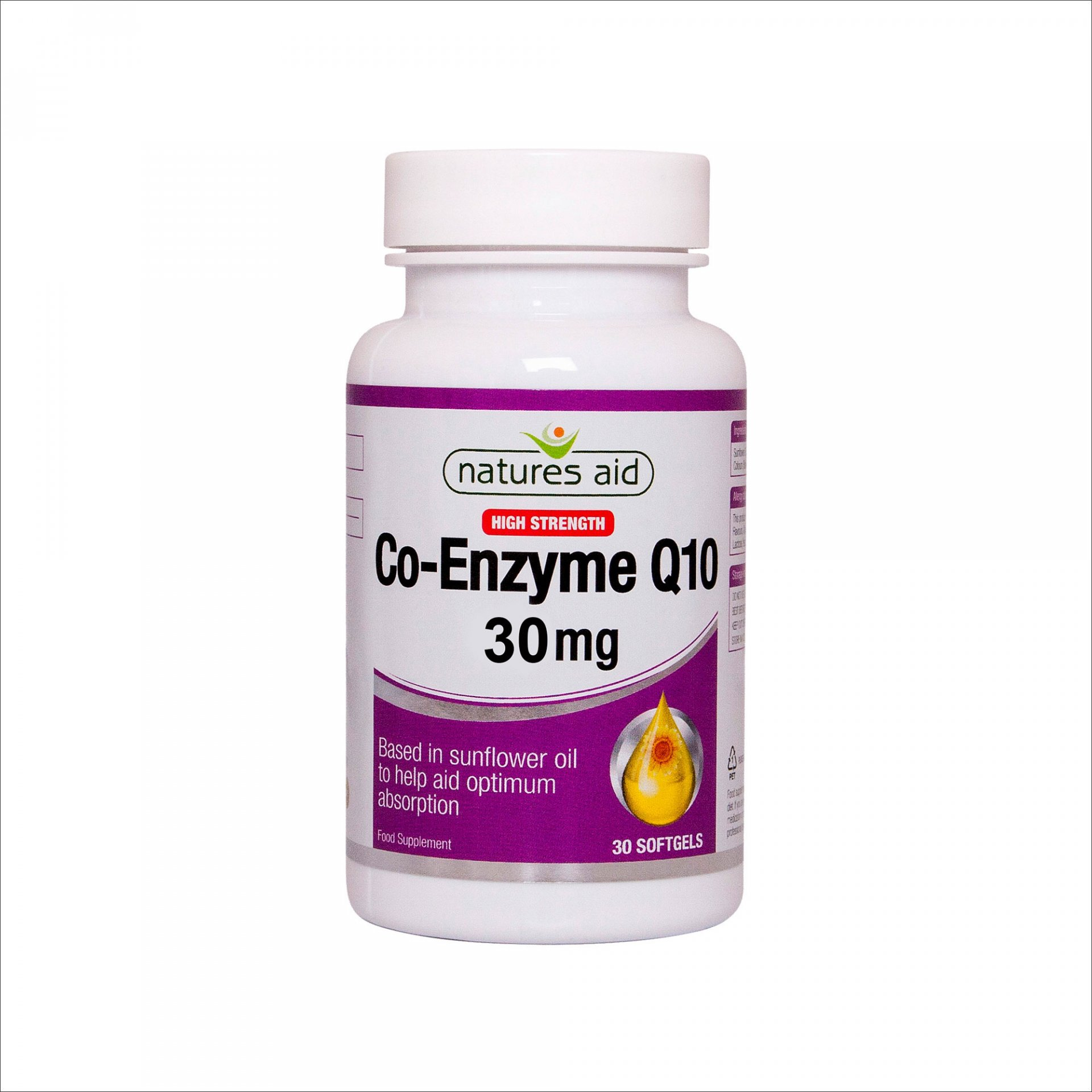 CO-ENZYME Q10 30 mg softgel